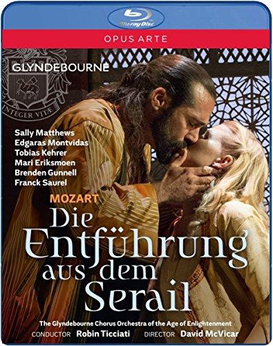 Die Entfuhrung Aus Dem Serail (Blu-ray)