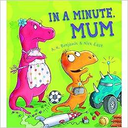 In A Minute Mum: Amazon.co.uk: 9781781719183: Books
