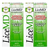 LiceMD Head Lice Treatment, 4 oz. (Pack of 2)