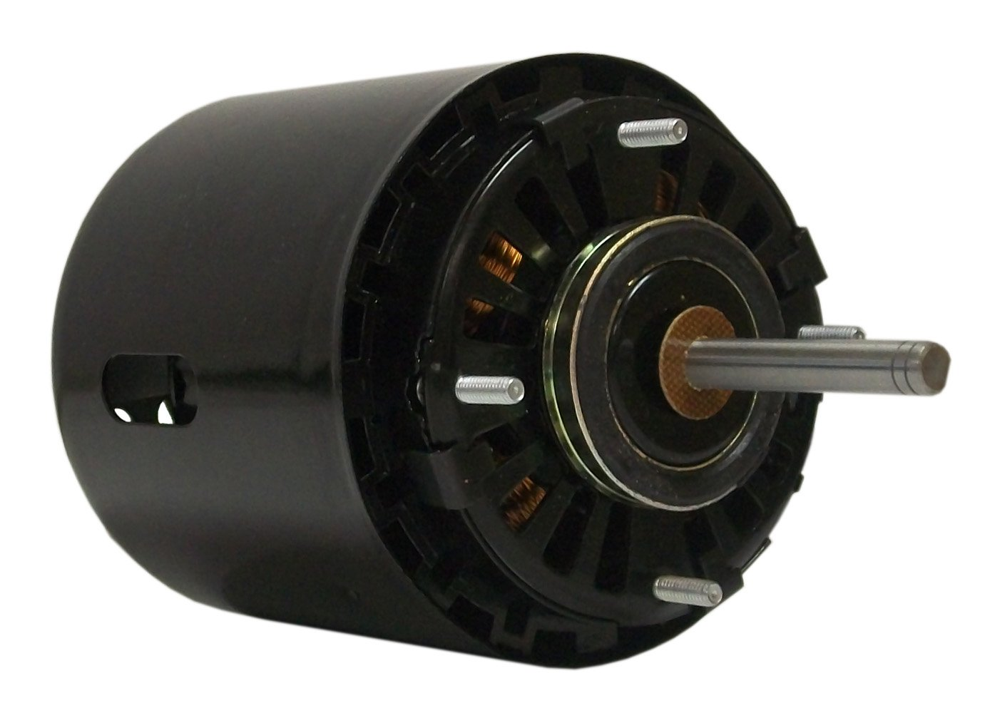 Fasco D471 3.3-Inch Refrigeration Fan Motor, 1/20 HP, 208-230 Volts, 1550 RPM, 1 Speed, 1.1 Amps, OAO Enclosure, CCWSE Rotation, Sleeve Bearing