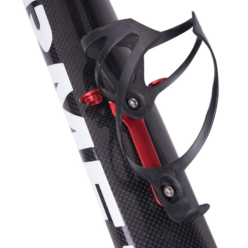 CO2 Cartridge Holder Bracket Mountain Road Bike Bicycle CO2 Gas Nozzle Bracket for Two CO/² Cartridges Durable and Useful