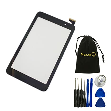 Amazon com: Mencia Replacement Touch Screen Digitizer For