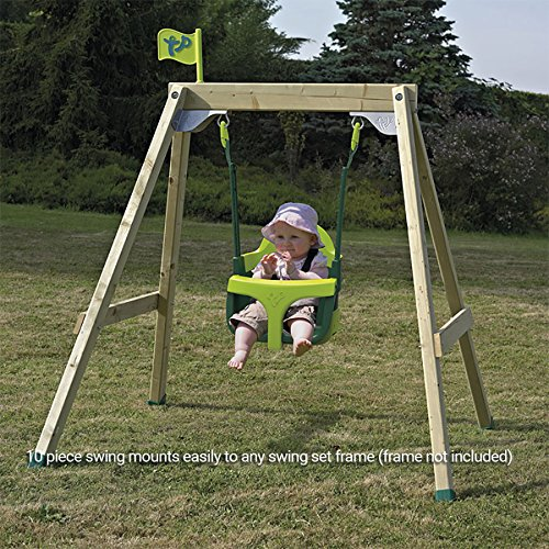 Quadpod 4 Stage Swing Seat - FRAME NOT INCLUDED , Baby Toys, 2017 Christmas Toys by OH BABY TOYS