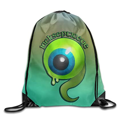 Peachy Amazon Com Drawstring Tote Backpack Bag Jacksepticeye Camellatalisay Diy Chair Ideas Camellatalisaycom
