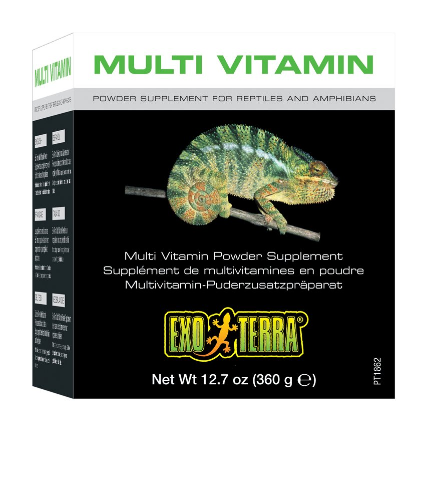 Exo Terra Reptile Multi-Vitamin 12.7-Ounce