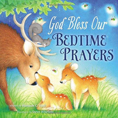God Bless Our Bedtime Prayers (A God Bless Book)