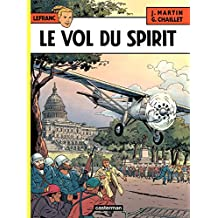 Lefranc (Tome 13) - Le Vol du Spirit (French Edition)