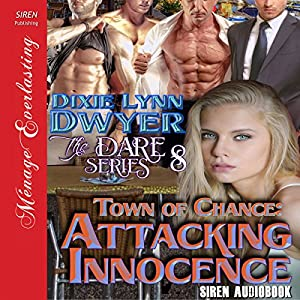 Town of Chance: Attacking Innocence Audiobook