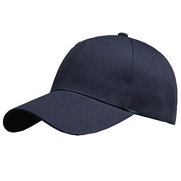 KeepSa Gorra de béisbol Snapback algodón Unisex Ajustable Sombrero ...