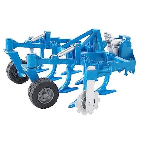 Bruder 02223 - Arado frontal para tractor