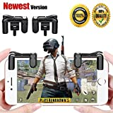 Mobile Game Controller PUBG / Fortnite /Knives Out /Rules of Survival Mobile Gamepad Sensitive Target Button L1R1 Game Controller