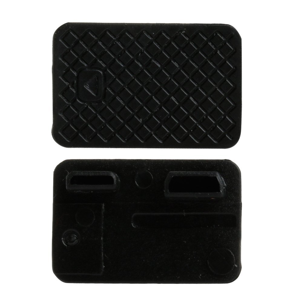 Feamos Replacement USB Side Door Dust Plug Cover Case Repair Part for GoPro Hero 3 3+ 4 Black by Feamos (Image #7)