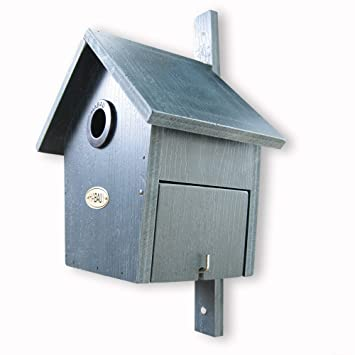 Other Bird & Wildlife Accs Yard, Garden & Outdoor Living Habau 2977 Nesting Box