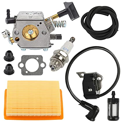 Amazon.com: Mckin Carburetor compatible con STIHL SR320 ...