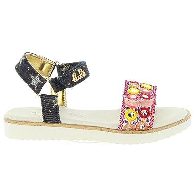 Lulu Fille 0031 Belinda Lp050003t Jeans Sandales Pour W29IYEDH
