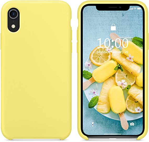 Phone Case Silicone Cover For iPhone