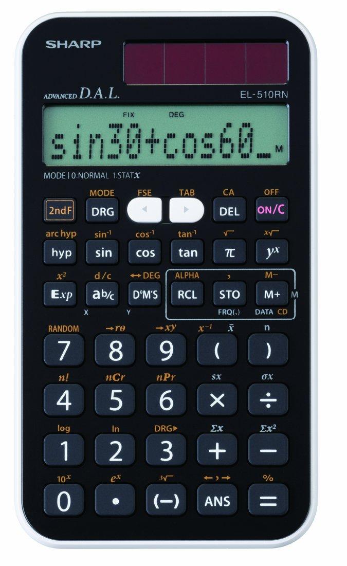 Sharp EL-510RNB Engineering/Scientific Calculator