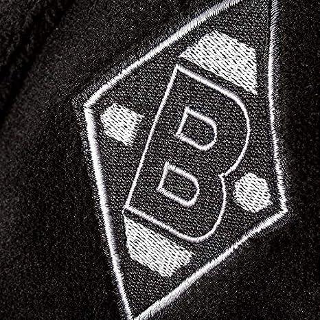 M VfL Borussia Mönchengladbach Bademantel schwarz  Gr 3XL