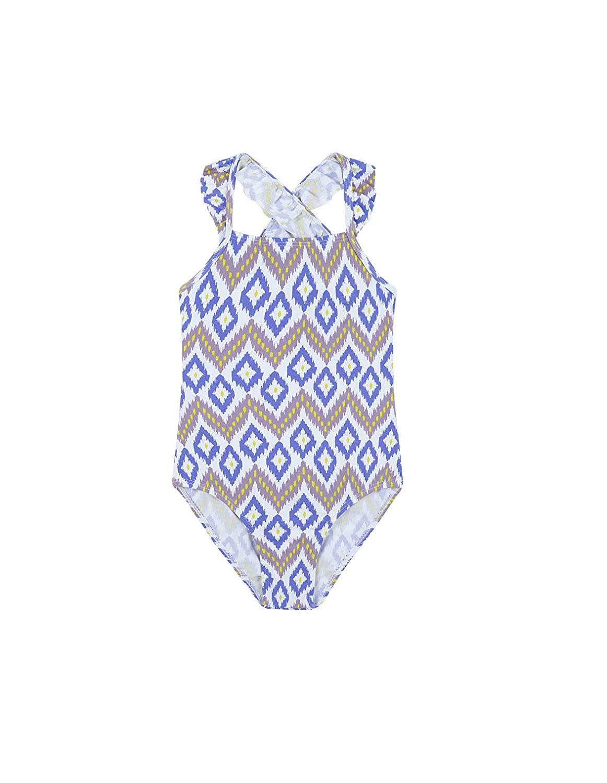 Gocco Trikini Estampado Costume da Bagno Bambina