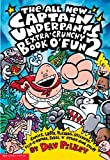 The All New Captain Underpants Extra-Crunchy Book O' Fun 2, Dav Pilkey, 0613494725