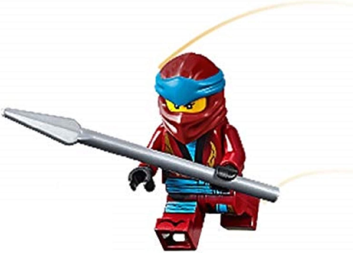 Amazon.com: LEGO Ninjago Ninja NYA Minifigure 70670 Legacy Mini Fig: Toys &  Games