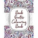 Book Quotes Colouring Book