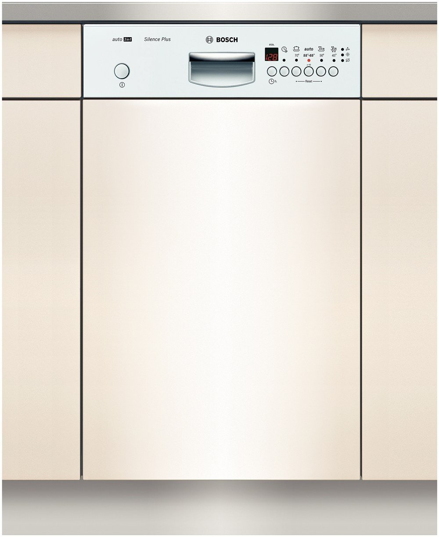 Bosch SRI45T42EU lavavajilla Semi-incorporado 9 cubiertos A ...