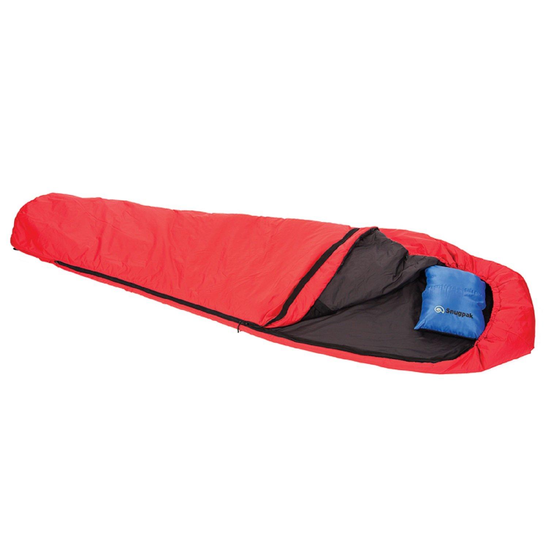 SnugPak - Weichei 3 Solstice Saco de Dormir: Amazon.es: Deportes y aire libre