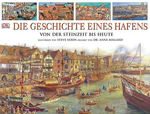Die Geschichte eines Hafens: Von der Steinzeit bis heute