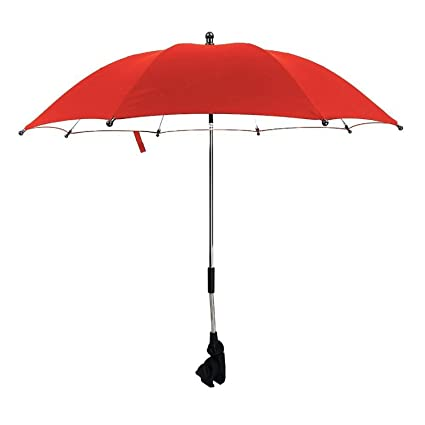 IntiPal para cochecito de bebé cochecito sombrilla paraguas – se adapta a la mayoría cochecitos y