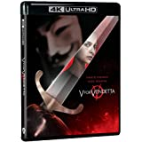 V for Vendetta (4K Ultra HD + Blu-ray + Digital)