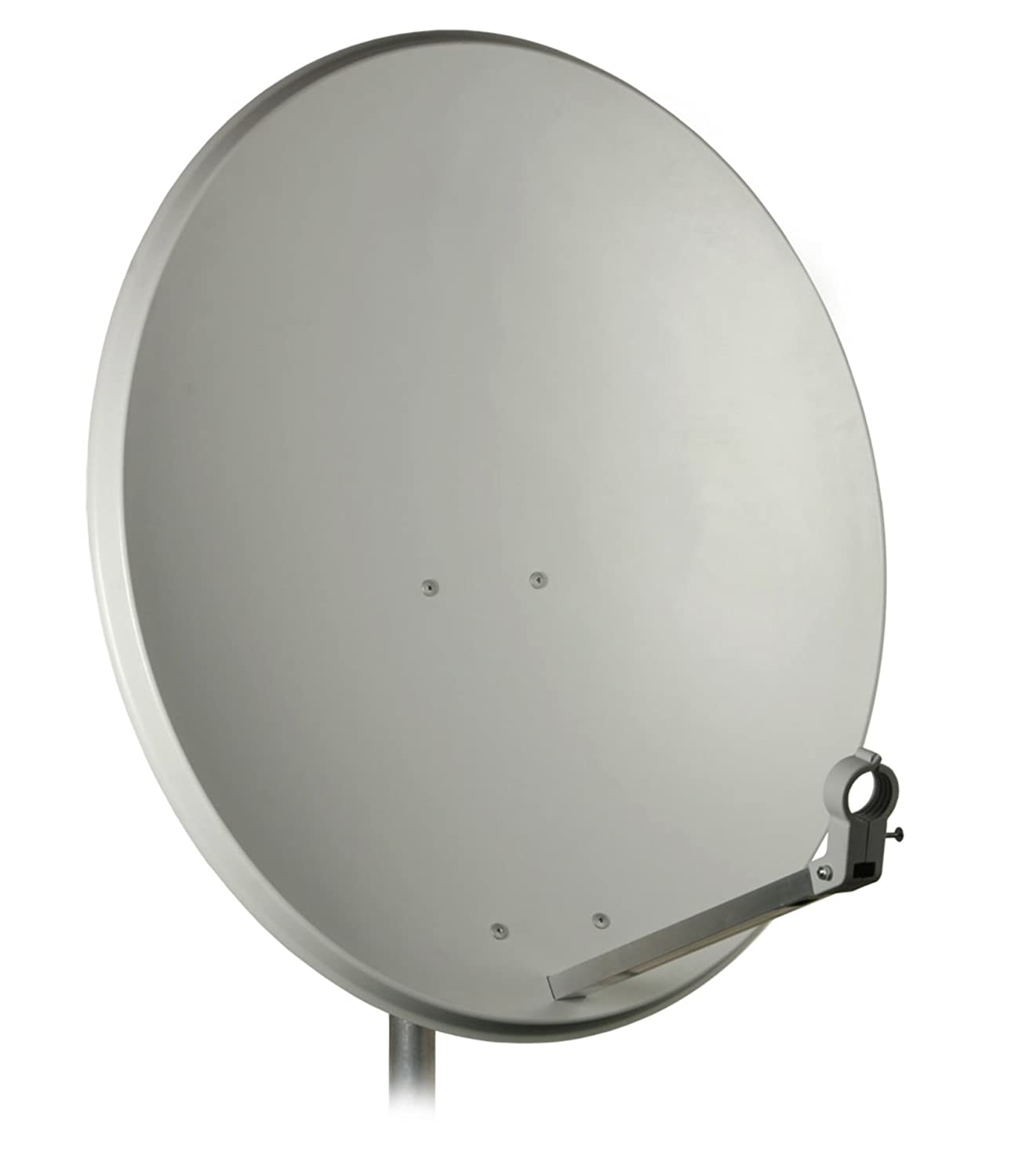 80cm Satellite Dish For Sky Freesat Polsat Hotbird Amazon Co  # Meuble Tv Hi Fi Style Bord De Mer