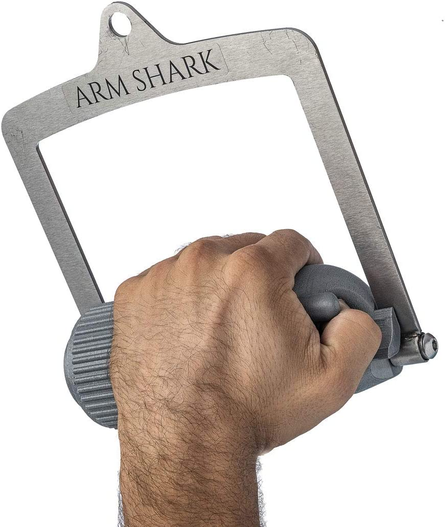 Arm Shark Arm Wrestling Eccentric Handle for Grip and Strength Workout