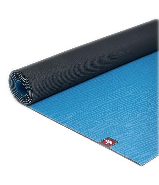 Amazon.com : Manduka Unisex eKO 4mm Yoga Mat Playa One Size ...