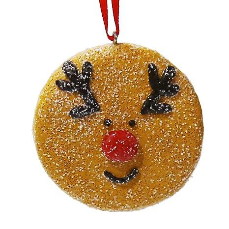 Misslight fiesta de Navidad colgantes colgantes decoración adornos colgantes para la decoración de adornos de árbol