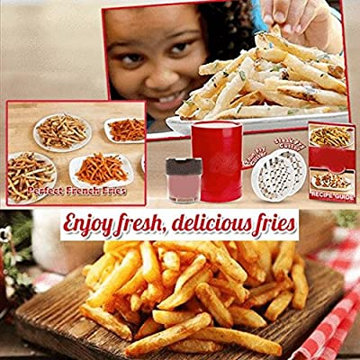 Compra KACOOL patatas frittes Maker, Jiffy Friesland DIY ...