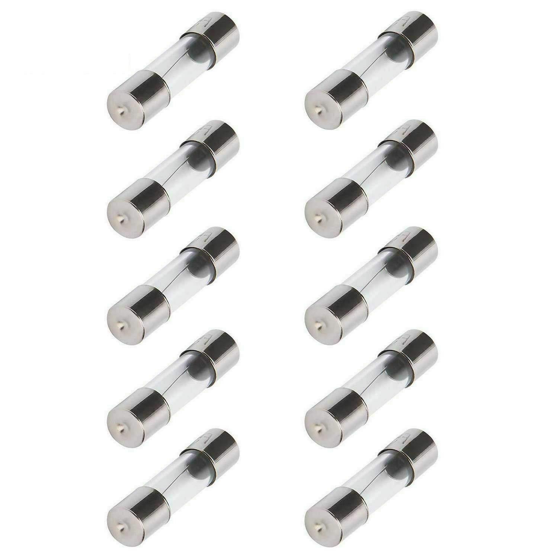 20mm Glass Fuses FU05