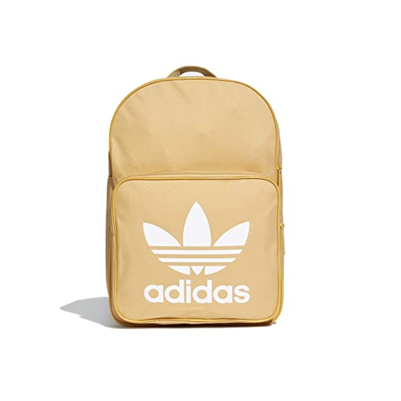adidas Backpack Classic Trefoil Raw Sand: