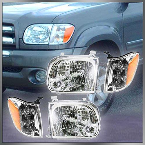 Fits 05-06 Toyota Tundra Cornerlight Passenger NEW Cornerlamp Double Cab Only