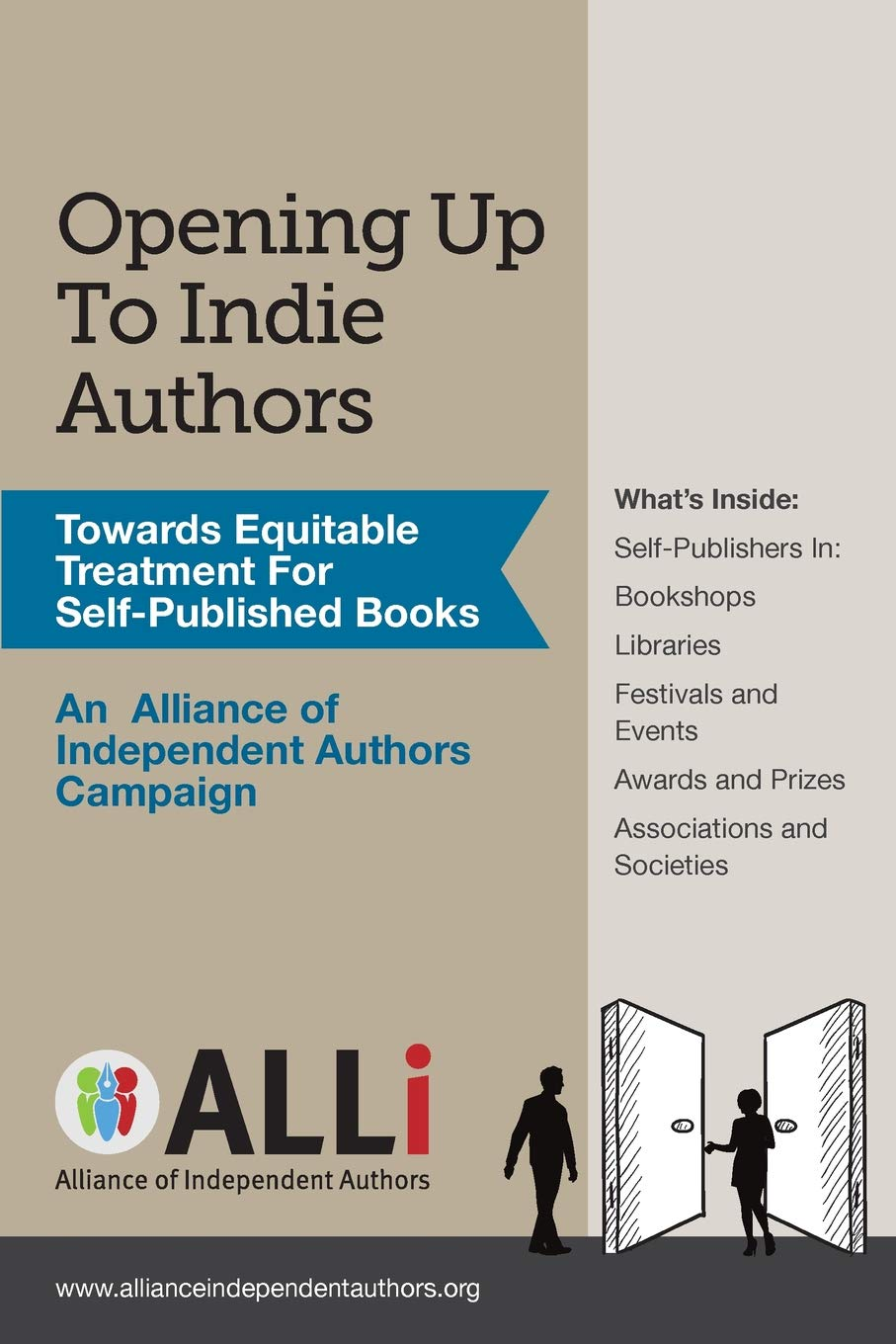 Opening Up To Indie Authors: A Guide for Bookstores
