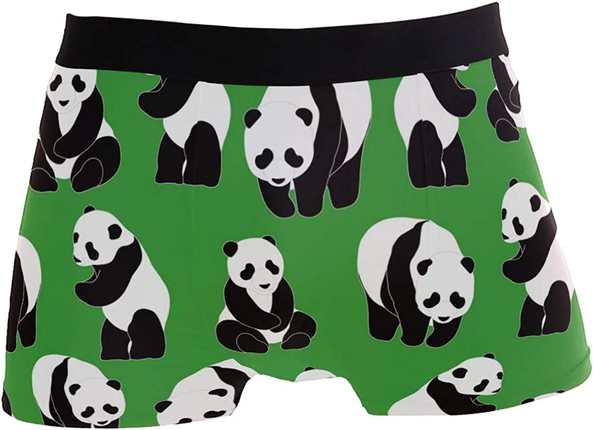 Mens Skull On The White Background Underwear Boxer Briefs Ultra Soft Comfortable