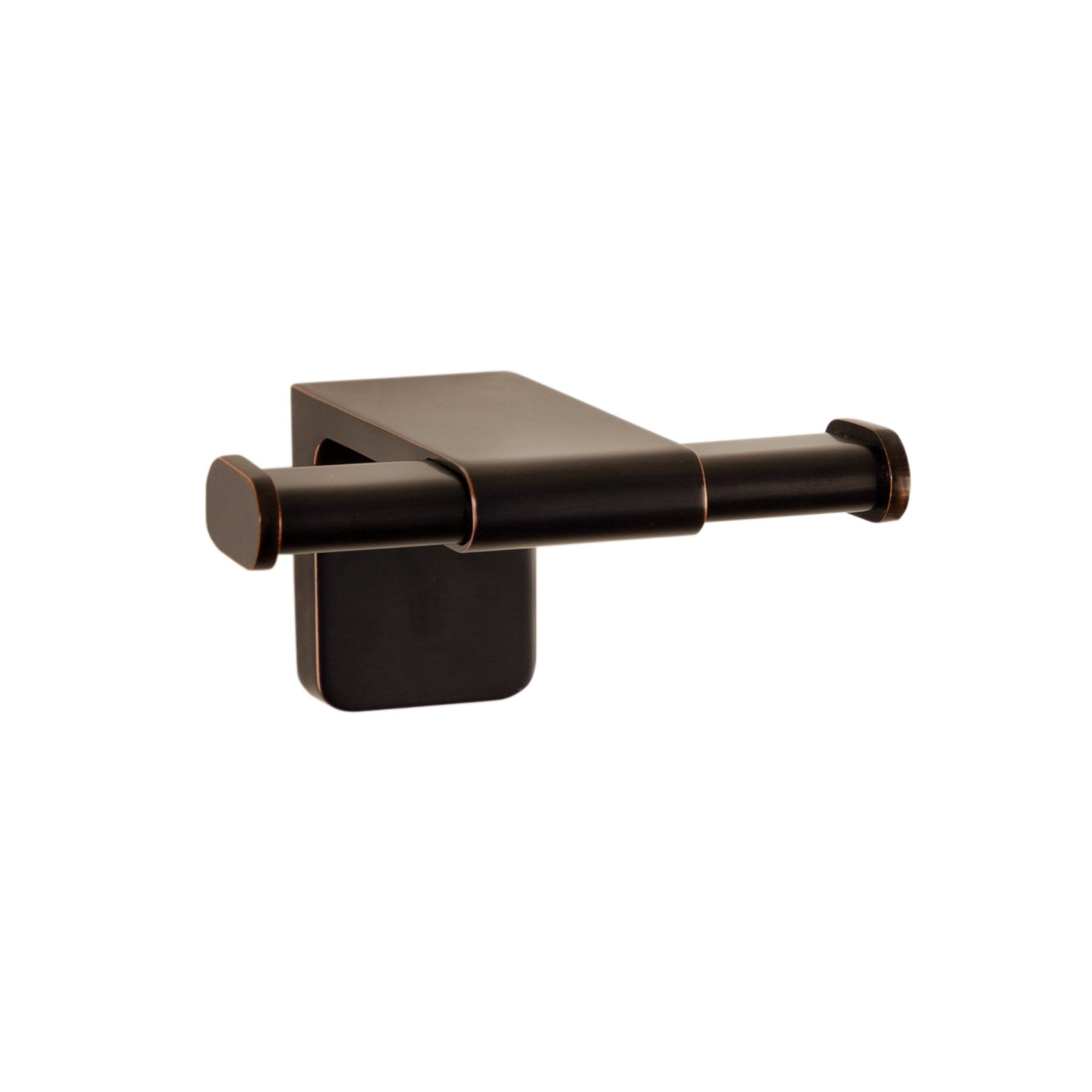 MAYKKE Dash 4-Piece Bathroom Essentials Hardware Accessory Set | 24'' Towel Bar, Double Robe Towel Hook, Towel Ring, & Toilet Paper Holder | 3 Colors to Choose From | Oil-Rubbed Bronze, DLA1002493 by Maykke (Image #4)
