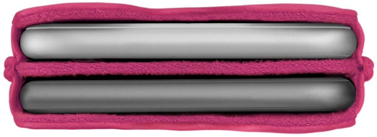 ullu Sleeve for iPhone 8 Plus/ 7 Plus - Indian Pink Pink UDUO7PPL07 by ullu (Image #5)