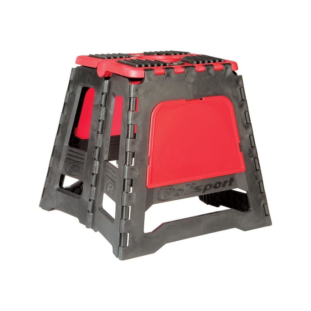 POLISPORT BIKE STAND (RED) 64-1002