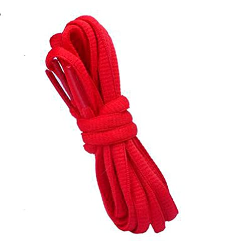563c40fef7016 80cm/100cm/120cm/140cm/160cm Oval Flat Shoelace Shoelaces Shoe Laces ...