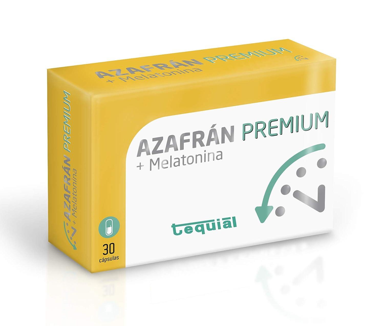 Tequial Azafran Premium 30 Capsulas - 1 Unidad: Amazon.es: Salud y ...
