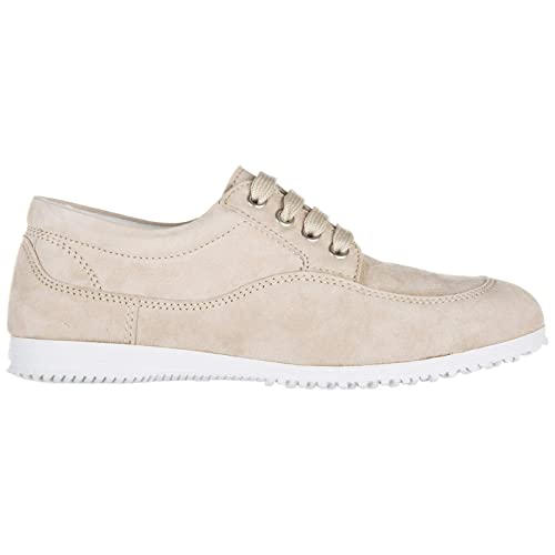 Hogan Sneakers Traditional Donna Beige 35 EU  Amazon.it  Scarpe e borse 20268c8a35d