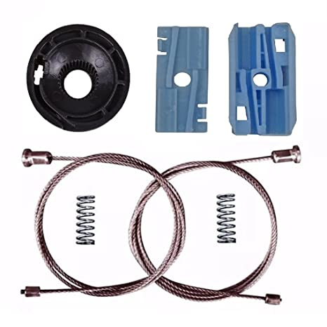 Amazon.com: LadaAuto WR19 Rear Left Driver Side Quarter Panel Window Regulator Repair Kit For X100 Jaguar XK8 XKR Convertible Cabriolet C2N3914 C2N 3914: ...