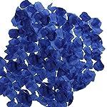 AIEDE-Navy-Blue-Silk-Rose-Petals-Bag-of-1000-Petals