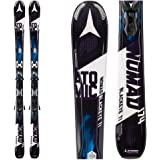Atomic Nomad Blackeye Ti Skis with XTO 12 Bindings 2016